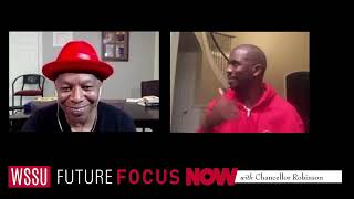 Future Focus With NBA Star and WSSU Student, Chris Paul