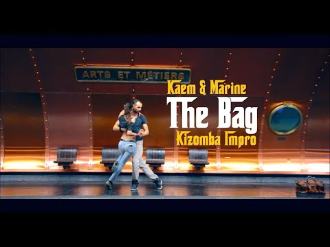 Kaem & Marine Kizomba- The BAG , Technical Moves Impro
