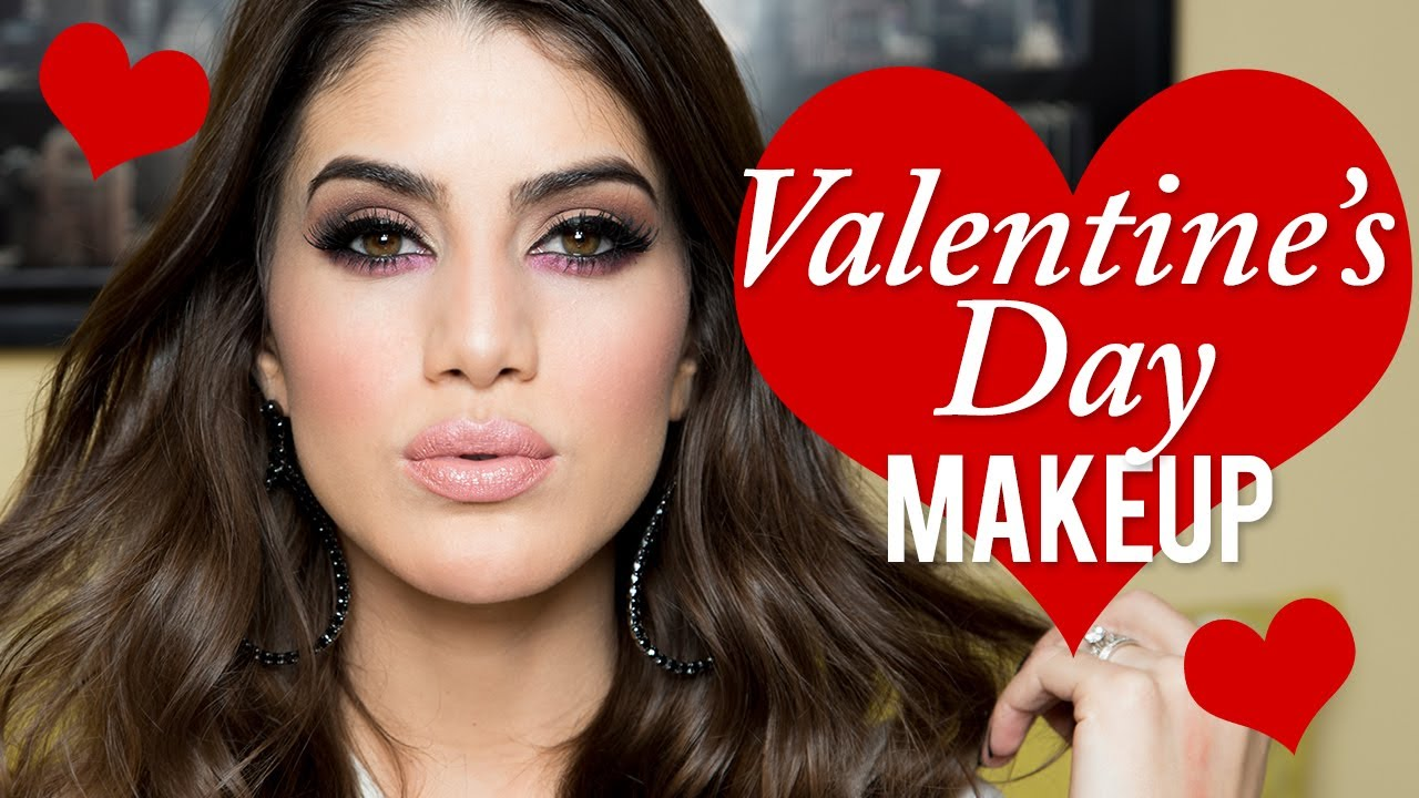 Subtle Valentine S Day Look Youtube