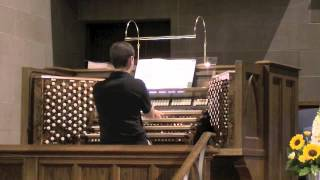 Toccata from Widor