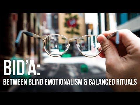 Defining Bid'a: Between Blind Emotionalism & Balanced Rituals - Shaykh Dr. Yasir Qadhi