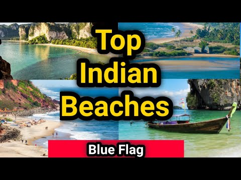 top-indian-beaches|blue-flag-beaches-in-india|interesting-facts-telugu
