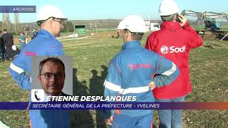 Yvelines | Après la rupture du pipeline Total en 2019, le chantier d'Autouillet est terminé