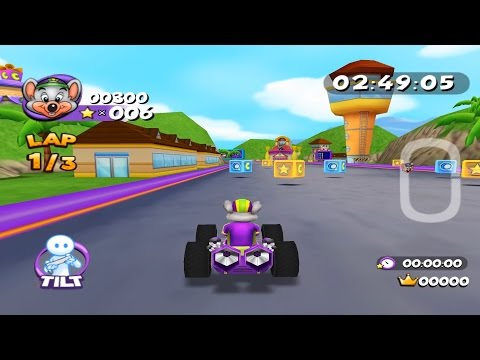 Chuck E. Cheese Sports Games (Kart Racing) | Dolphin Emulator 5.0 1080p Nintendo Wii