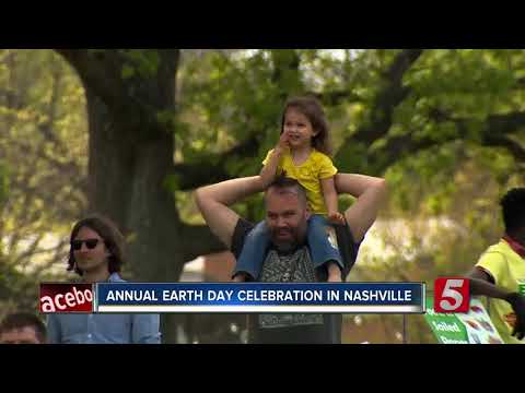 Earth Day Festival Includes Music, Cleanup