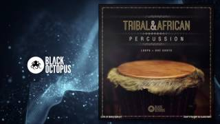 Tribal & African Percussion (loops & samples)