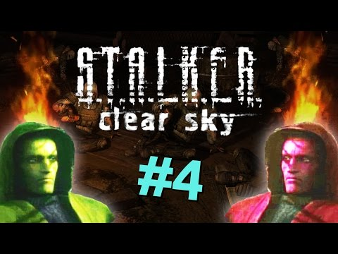 Bandits and Elephant's feet - S.T.A.L.K.E.R. Clear Sky playthrough #4 |