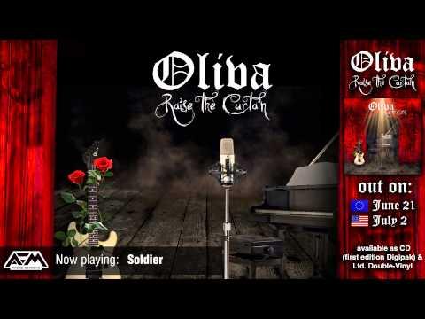 OLIVA - Raise The Curtain (2013) / official Album Trailer / AFM Records