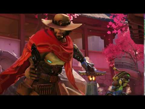 [Overwatch] McCree's Ultimate - It's high noon...