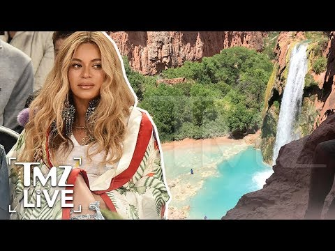 Queen B Controversy At Grand Canyon | TMZ Live