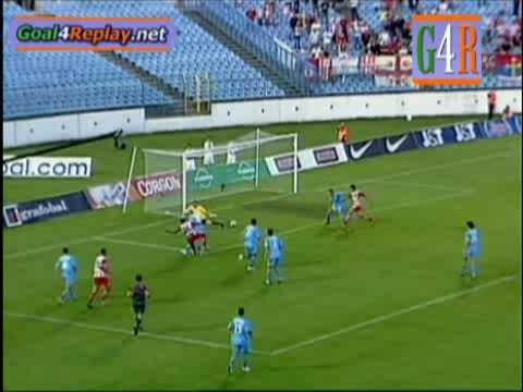 Slovan Bratislava-Olympiakos 0-2(Leonardo de jesus geraldo)