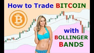 How to Trade Bitcoin with Bollinger Bands (and other cryptocurrencies too) // trading strategy