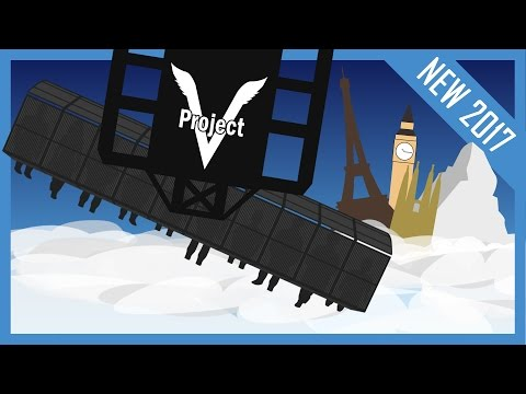 PROJECT V - NEW 2017 [Europa Park HD]