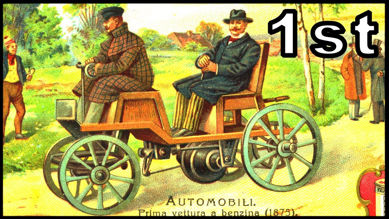 World\'s Oldest Car Ever 1875 Karl Benz? Motor Car History Rare 1902 ...