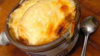 In The Kitchen With Ken - French Onion Soup