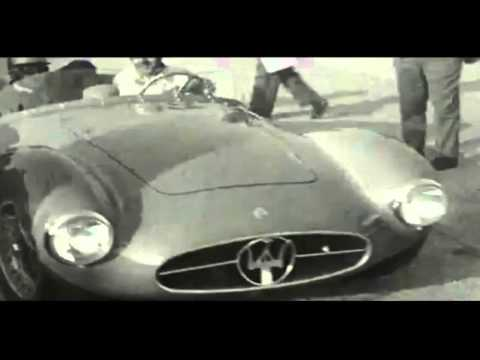 Maserati History Symbol Of The Company Youtube