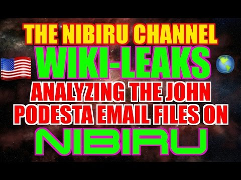 PLANET X 🌟 NIBIRU WIKI-LEAK EMAILS and PHOTOS 🌟