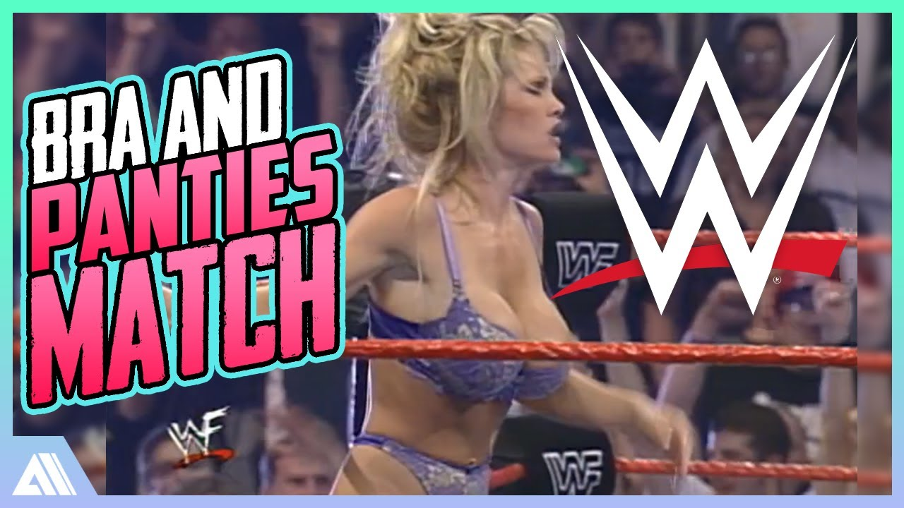 Wwe Bra And Panties Competition Scenes