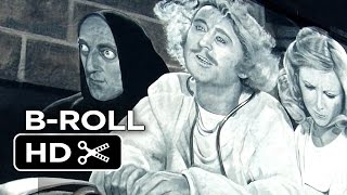 Young Frankenstein 40th Anniversary B-ROLL - Mural Pt 2 (2014) - Mel Brooks Blu-Ray Comedy Movie HD