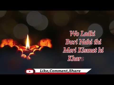 Sad Diwali Status 😐