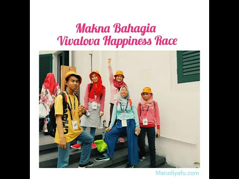 Makna Bahagia Vivalova Happiness Race Mp3