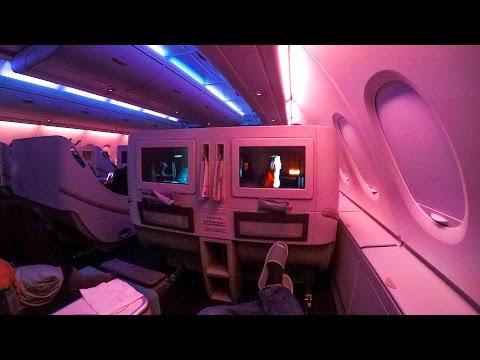 Korean Air A380 Prestige Class ICN-LAX
