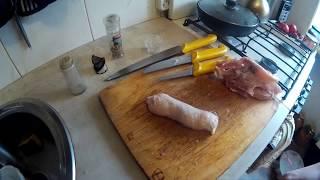 быстро и Вкусно куриный полуфабрикат за 3 мин / chicken semi-finished product in 3 minutes