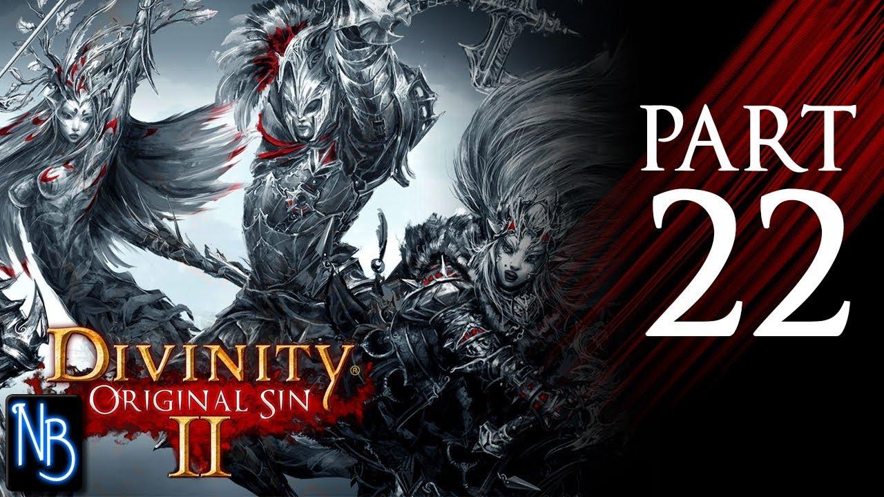 divinity original sin 2 walkthrough part 22 no commentary