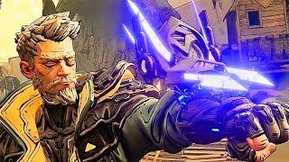 BORDERLANDS 3 - First Gameplay 45 Minutes Demo Walkthrough (2019)