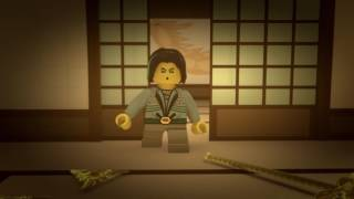 LEGO® NINJAGO™ Poznej nepřítele: Příběh o Morrovi