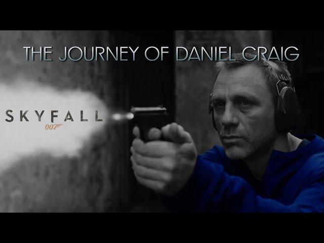 Journey of Daniel Craig - SKYFALL ☁