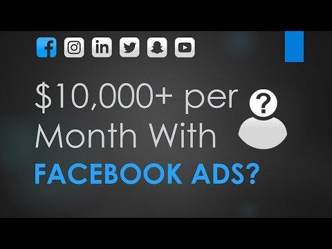 Make $10,000 per month running Facebook Ads for Businesses | Social Media Marketing | Jordan Anthony