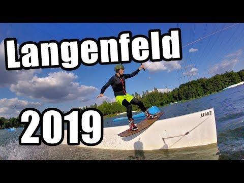 Langenfeld Wakeboard trip 2019 Hang Loose group