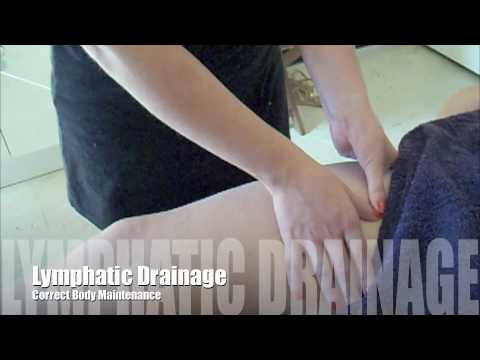 Correct Body Maintenance Lymphatic Drainage
