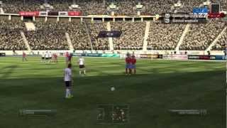 FIFA 12   Road To Championship (3)   Liga 1 Gameplay   Deutschland - Spanien   FIFAtazztics
