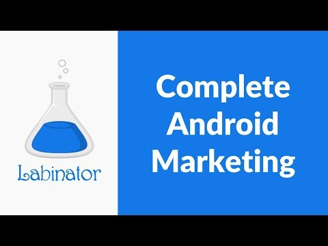 Complete All-In-One Android App Marketing Service