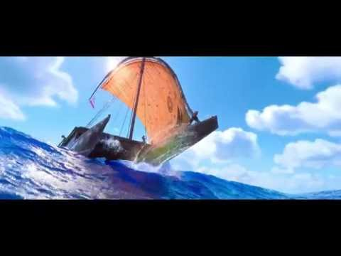 Disney's Moana | Official Trailer HD | In...