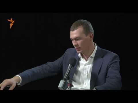 Смотреть Михаил Дегтярев: кандидат Жириновского онлайн