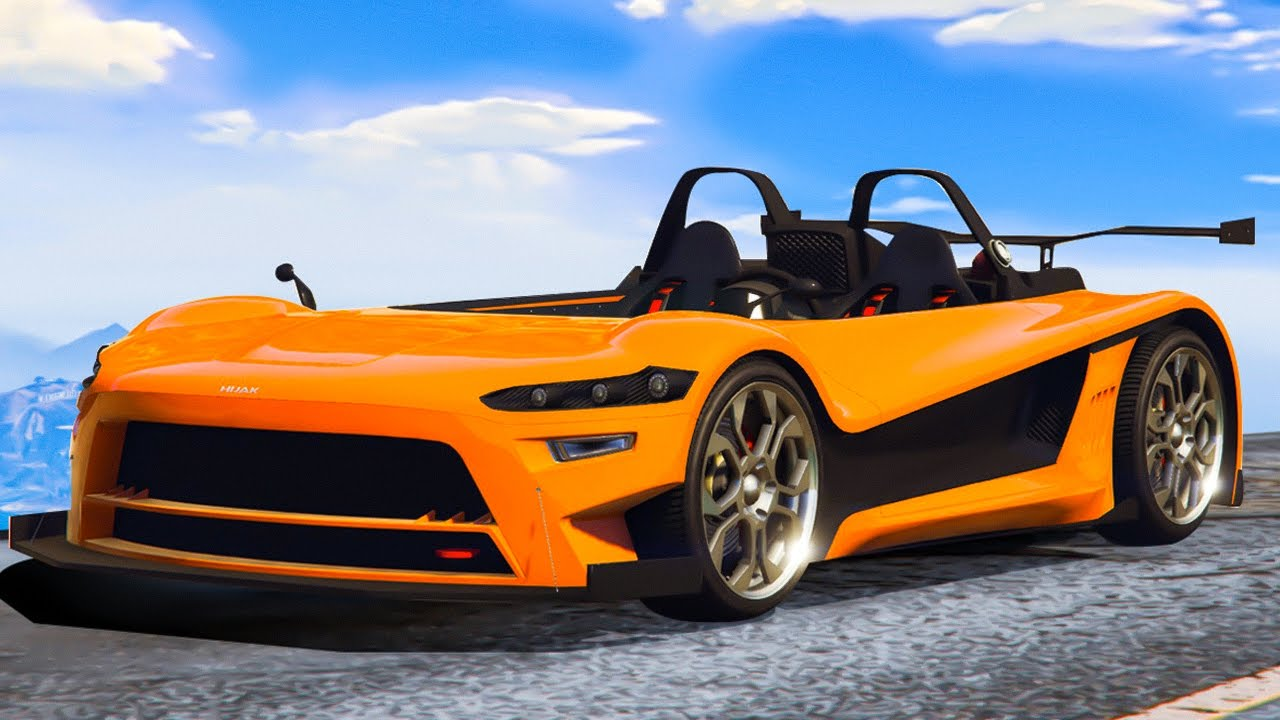 Brand New Super Special Car Gta 5 Dlc