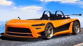BRAND NEW SUPER SPECIAL CAR! (GTA 5 Online DLC)