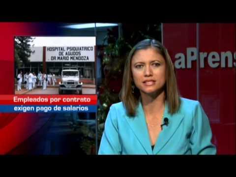 Noticiero La Prensa TV de Honduras 06 01 2014