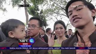 Rilis Vlog Baru, Kaesang Isengi Gibran di Pesta Adat Kahiyang-…