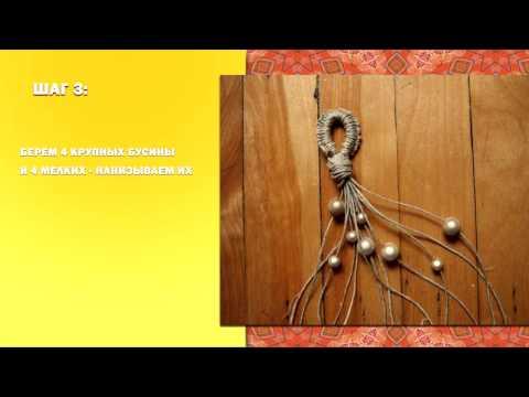 Ожерелье из жемчуга своими руками - Стильно и Просто - Простые вкусные домашние видео рецепты блюд