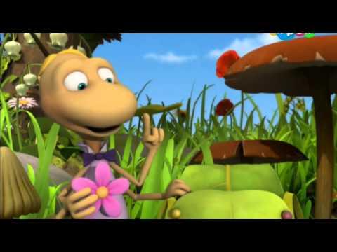 Новые приключения пчелки майи
