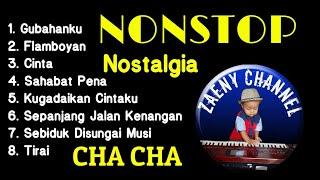 NONSTOP NOSTALGIA VOLUME 1 | COVER - CHA CHA