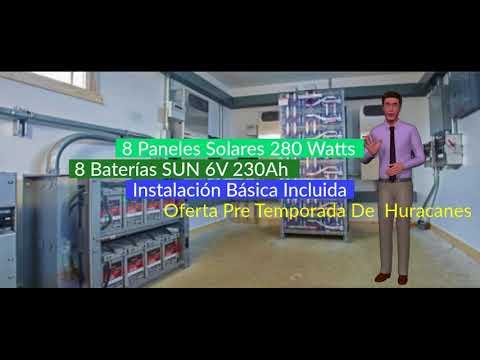 Green Power Tech Store - Oferta Modelo KISAE 2000