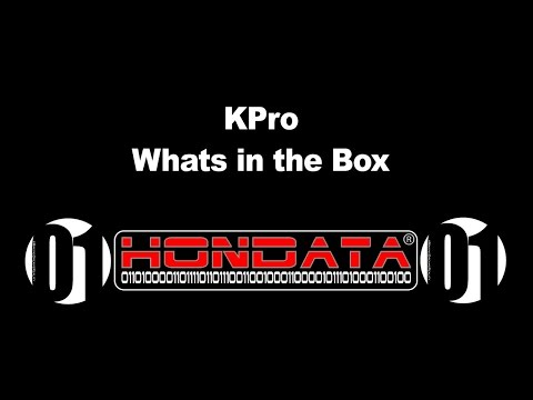K-Pro in the Box