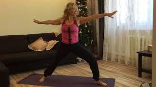 Светлана Ратушняк. Йога для похудения.