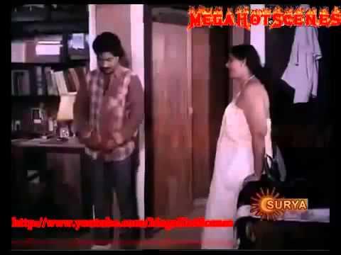 Hot mallu maria with towel seducing young guy