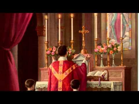Missa de Angelis. Monjes benedictinos de Silos.